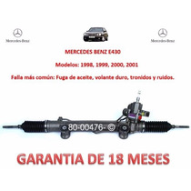 Caja Direccion Hidraulica Cremallera Mercedes Benz E430 1998