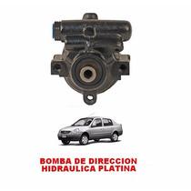 Bomba De Direccion Hidraulica Licuadora Platina 2002