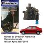 Bomba De Direccion Licuadora Nissan Aprio 2007-2010