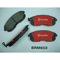 Balatas Pastillas Brembo Nissan Sentra 20002-2006 Delanteras