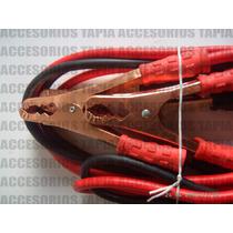 Cables Pasa Corriente Reforzados De 600 Amp