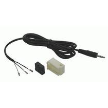 Cable Auxiliar De Estéreo 3.5mm Jack Bmw Z4 Año 2004 A 2008
