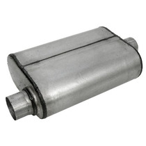 Mofle Silenciador Deportivo Thrush 17656 Lado - Centro