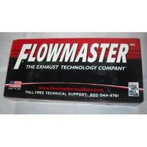 Flowmaster Escape Resonador