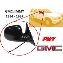 94-97 Gmc Jimmy Espejo Lateral Electrico Derecho Pwy