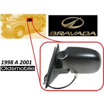 98-01 Oldsmobile Bravada Espejo Lateral Electrico Izquierdo