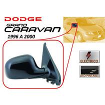 96-00 Dodge Grand Caravan Espejo Electrico Lado Derecho