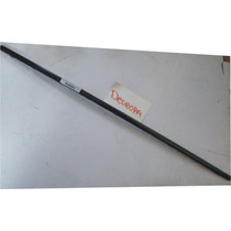Vw Jetta Gli A2 Moldura Metalica Parrilla Inferior Mk2 85-92