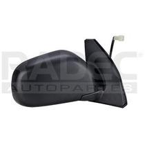 Espejo Chevrolet Tracker 2005-2006-2007-2008-2009 Elec Negro