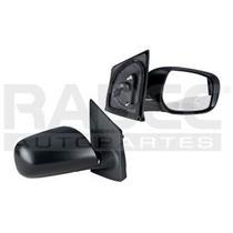 Espejo Toyota Yaris 2011 4p C/control Negro