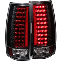 Cv Tahoe /suburban 07-up Led G3 T.l Black