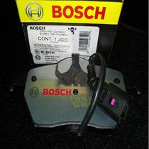 Balatas Bosch Ceramicas Vw 1.8t Golf A4 Gti Jetta Beetle 2.5