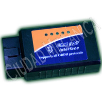 Interface Escaner Elm327 Bluetooth Elm 327 Obd2 Multimarcas