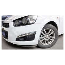 Asientos Piel Pantalla Gps Volante Llave Chevrolet Sonic