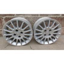 Refacciones Honda Civic 02-05 Rines Aluminio 15´ 4 Birlos