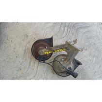 Bocinas De Claxon Chevrolet Trail Blazer 2002-2007