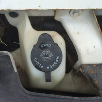 97 Chevrolet Camaro Deposito De Limpiaparabrisas