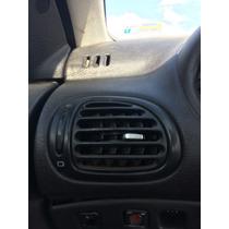 07 Peugeot 206 Rejilla De Aire Acondicionado Chofer