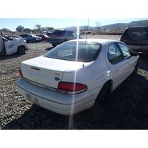 Visel Del Estereo De Chrysler Cirrus 1994-2000. Partes