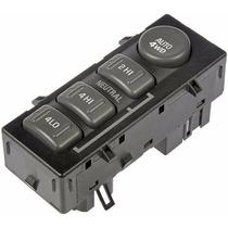 Control Switch 4x4 Gmc Sierra Yukon Denali 1999 - 2002 Eca