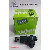 Inyector Peugeot 206, Partner 1.4l