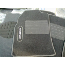 Tapetes Tipo Original Ford Ecosport Exelente Calidad