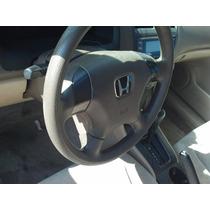 Bolsas De Aire Del Volante Honda Accord 2004