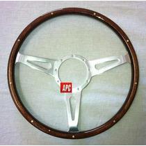 Volante Mustang 65/73 Tipo Shelby 15 Acabado Madera/aluminio