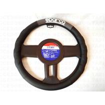 Cubre Volante Marca Sparco Color Gris Con Negro