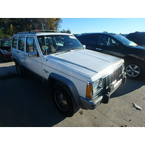 Volante De Jeep Cherokee Sport 1984-1996. Venta Por Partes