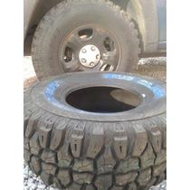 Llantas 33x12.5 R15 400 Pzas Sigma Mud Claw Jeep 4x4 Offroa