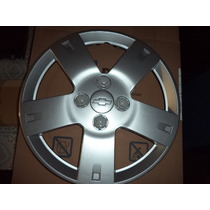 Tapon De Rueda Rin 14 Chevrolet Aveo 2013 - 2014