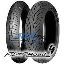 Llanta Michelin Pilot Road 4 Gt / Envio Totalmente Gratis