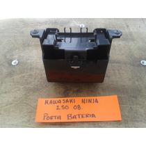 Kawasaki Ninja 250 2008 Porta Bateria