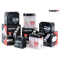 Cargador Para Baterias Yuasa / Totalmente Gratis
