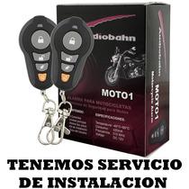 Moto Alarma Audiobahn Moto1 Instalamos: Df, Cancun Y Morelia