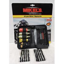 Kit De Reparación Para Motos Ponchadas Mikels