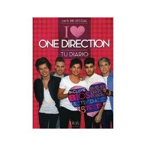Libro One Direction Tu Diario *cj
