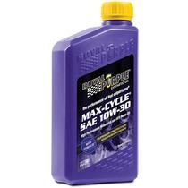 Aceite Sintetico Max-cycle 10w40 Y 20w50 Marca Royal Purple