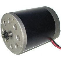 Motor Electrico 24v Dc 500w Patin Scooter 2400 Rpm Robot