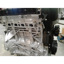 Motor Ford Fiesta 1.6 4 Cilindros Doble Arbol 2011- 2014