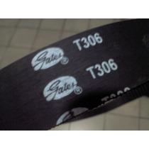 Banda De Tiempo Gates T306 Audi A4 Beetle Jetta A4 1.8turbo