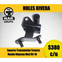 Soporte De Transmisión Trasera Honda Odyssey Mod 05-10