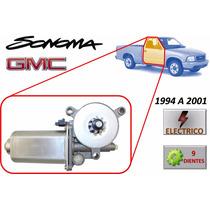 94-01 Gmc Sonoma Motor Electrico Elevador Lado Derecho