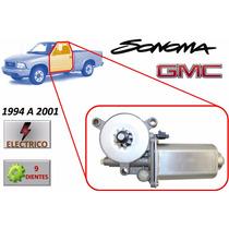 94-01 Gmc Sonoma Motor Electrico Elevador Lado Izquierdo