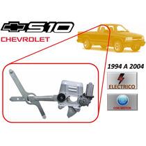 94-04 Chevrolet S 10 Elevador Vidrio Electrico Con Motor Der