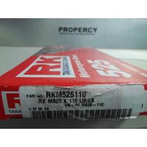 Cadena De Moto Rk M525- 600rr R6 R1 636 Gsxr Nueva Importada