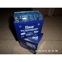 Bateria Agm Ytx5 Ytz6 Sw12v5 Bws Italika Vento Honda Kawa