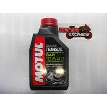 Aceite De Transmision Motul Transoil Expert Sae 10w40