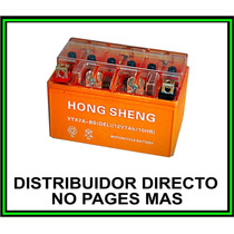 Bateria De Gel Hong Sheng Distribuidor Directo No Pages ´+